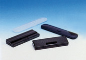 Multi-cavity molds for watch and fountain pen holders and cases.